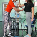 Фитнес-тестирование. Фитнес-клуб «Озон»